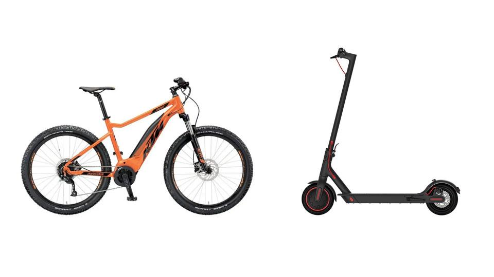 fahrradroller