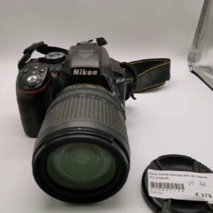 Nikon D5300 Kamara AFS 18-105mm