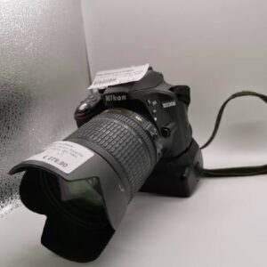 Nikon D3300 mit AF-S 18-105mm Objektiv