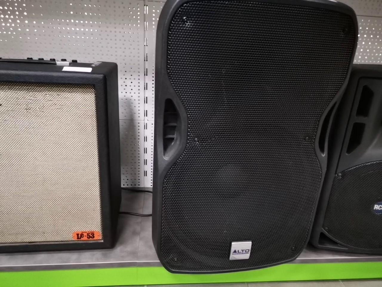 Alto ts 115 A speaker