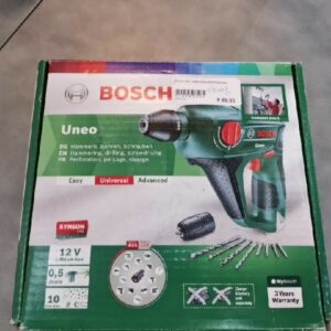 Bosch DIY Uneo Akku-Bohrhammer solo