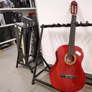 C.Giant wooden guitar