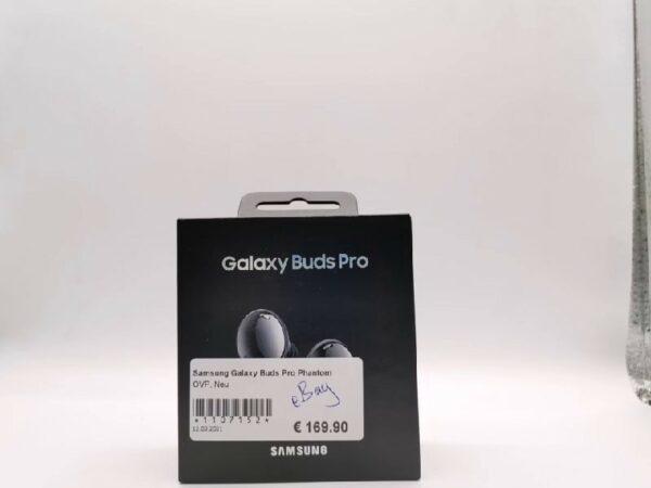 Samsung Galaxy Buds Pro Phantom Black