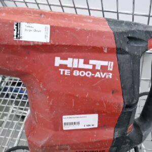 Hilti TE 800-AVR Bohrhammer