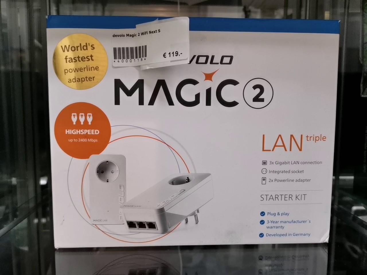 devolo Magic 2 WiFi Next S