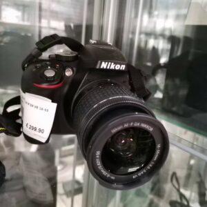 Nikon D5300 Kit mit AF-P DX VR 18-55