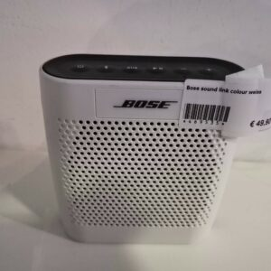 Bose sound link colour weiss