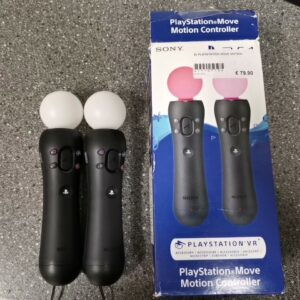 2x PLAYSTATION MOVE MOTION