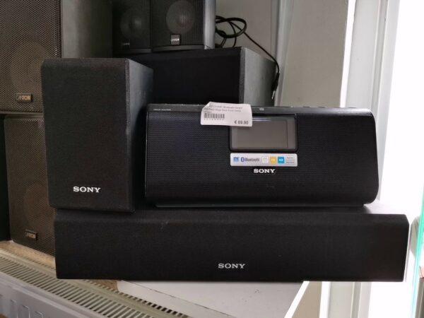 Sony ICF-CS20BT Bluetooth FM/AM